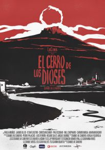 Cartel de la película El Cerro de los Dioses