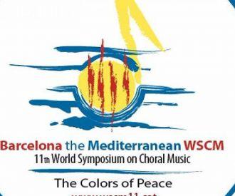 11th World Symposium of Choir Music  - Barcelona