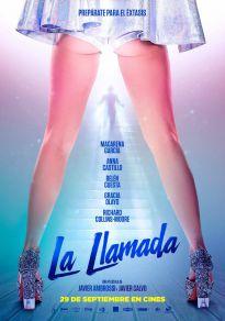 Cartel de la película La Llamada (Cine)
