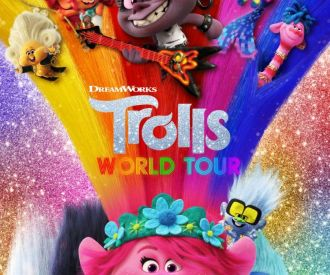 Entradas para Trolls 2: Gira mundial