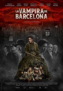 Cartel de la película La vampira de Barcelona
