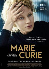 Cartel de la película Marie Curie