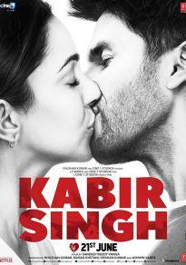 Cartel de la película Kabir Singh