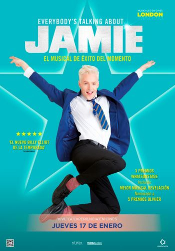 Imagen de la película Everybody's Talking About Jamie (Musical)