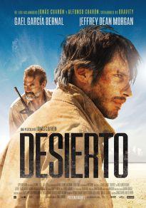 Cartel de la película Desierto
