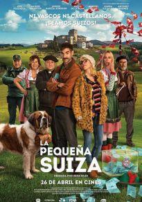 Cartel de la película La pequeña Suiza