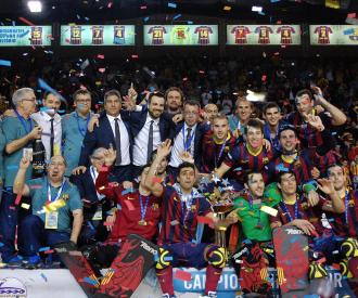FC Barcelona Lassa - Hockey