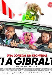 Cartel de la película Taxi a Gibraltar