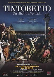 Cartel de la película Tintoretto. Un Rebelde en Venecia