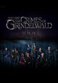 Cartel de la película Animales fantásticos: Los crímenes de Grindewald