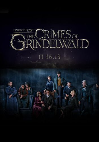 Animales fantásticos: Los crímenes de Grindewald background