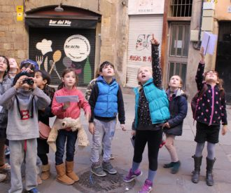 Barcelona, Stadt der Drachen, offene Tour
