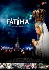 Cartel de la película Fatima el ultimo misterio