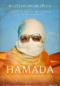 Cartel de la película Hamada