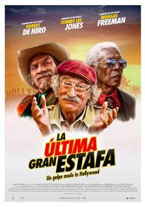 Cartel de la película La última gran estafa