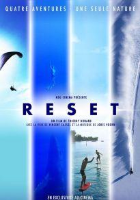 Cartel de la película Reset