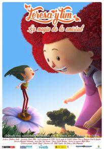 Cartel de la película Teresa y Tim
