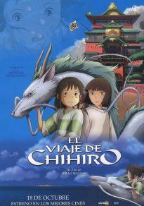 Cartel de la película El viaje de Chihiro