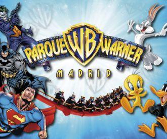 Entradas para Parque Warner Madrid