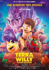 Cartel de la película Terra Willy: Planeta desconocido