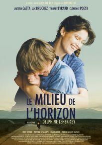 Cartel de la película El centro del horizonte
