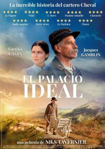 Cartel de la películaEl palacio ideal