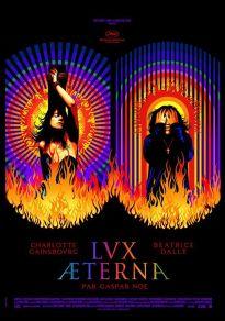 Cartel de la película Lux AEterna