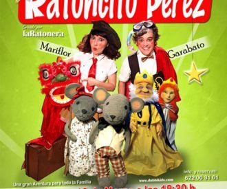 Salvar al Ratoncito Pérez - cía. la Ratonera