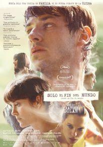 Cartel de la película Solo el fin del mundo