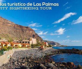 Bus turístico de Las Palmas - City Sightseeing Tour
