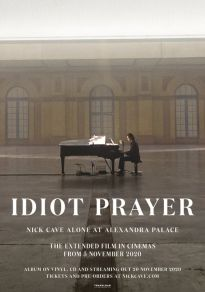 Cartel de la película Idiot Prayer - Nick Cave