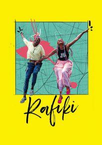 Cartel de la película Rafiki