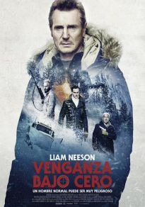 Cartel de la película Venganza bajo cero