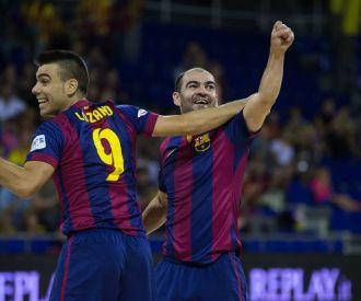 FC Barcelona Lassa - Fútbol Sala