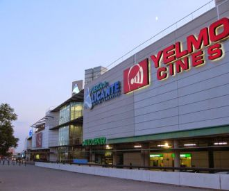 Yelmo Cines P. Alicante