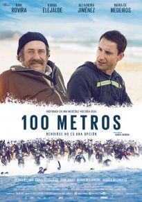 Cartel de la película 100 metros