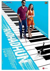 Cartel de la película Andhadhun
