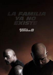 Cartel de la película Fast & Furious 8