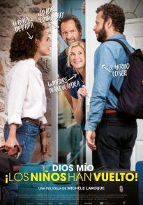 Cartel de la película Dios mio, ¡Los niños han vuelto!