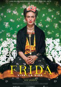 Cartel de la película Frida ¡Viva la Vida!