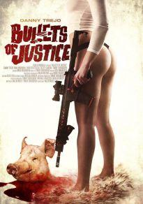 Cartel de la película Bullets of Justice