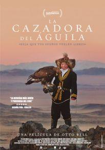 Cartel de la película La cazadora del águila