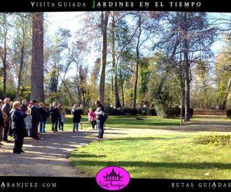 Aranjuez: Jardines del Príncipe, Paisajes