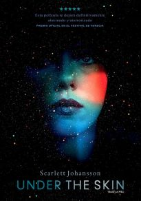Cartel de la película Under the Skin