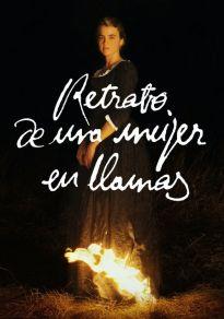 Cartel de la película Retrato de una mujer en llamas