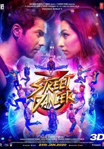 Cartel de la película Street dancer