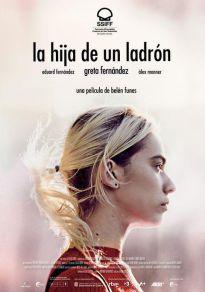 Cartel de la película La hija de un ladrón