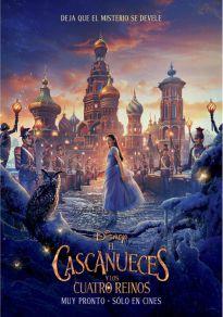 Cartel de la película El Cascanueces y los Cuatro Reinos