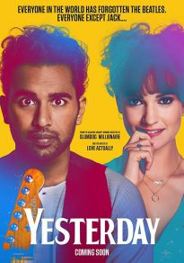 Cartel de la películaYesterday