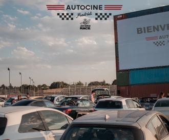 Autocine Madrid Race- Circuito del Jarama